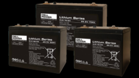 Cellpower CLN Lithium battery series
